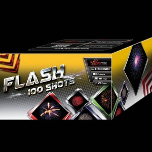 Launcher FLASH - 100 rds.